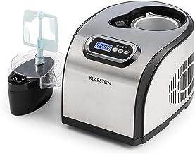 Klarstein Sweet Dreams - Heladera, Máquina de helados,