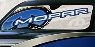 Dodge Mopar Truck Dash auto car Sun Shade Protector Logo Windshield Window Sunshade uv