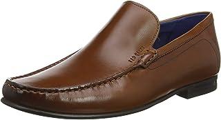 حذاء رجالي بدون كعب من Ted Baker Lassil-918142 أسمر اللون