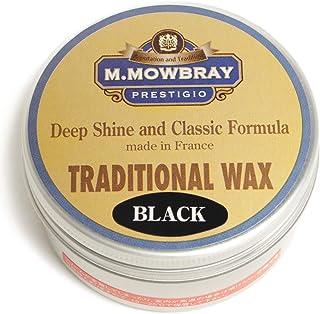 M.MOWBRAY M.モゥブレイ TRADITIONAL WAX トラディショナルワックス ポリッシュ 鏡面仕上げ 蜜蝋配合