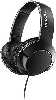 飞利浦低音耳机 黑色