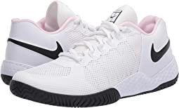 White/Black/Pink Foam