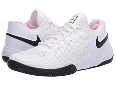 Nike Flare 2 HC (White/Black/Pink Foam) Women