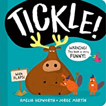TICKLE!: WARNING! This book is very FUNNY!