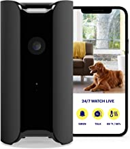 Canary PRO: Smart WiFi Wireless Home Security Camera + 1-Year Premium Plan ~ Built in Siren, Climate Monitor, Motion, Pers...