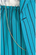 Rubie's Costume Co  Zoot Suit Chain-Gold Costume