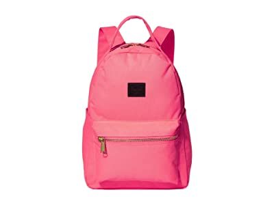 Herschel Supply Co. Nova Small (Neon Pink/Black) Backpack Bags