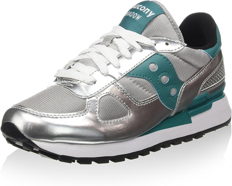 Saucony Women Shadow Sneakers silver