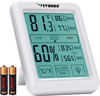 Best digital room thermometer Reviews