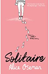 Solitaire: From the YA Prize winning author (English Edition) Format Kindle