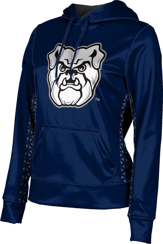 ProSphere Butler University Girls' Pullover Hoodie, School Spirit Sweatshirt (Geometric)