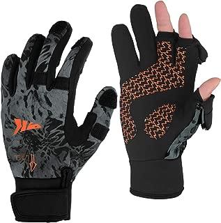 KastKing Mountain Mist Fishing Gloves – Cold Winter...