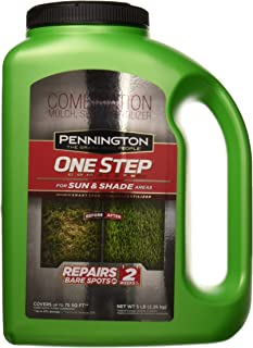 Pennington Seed 100520281 1 Step Sun and Shade Mulch North Jug 5lb, 5 LB, Brown/A
