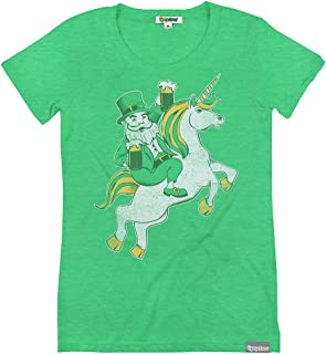 Women's St. Patrick's Day Shirts - St. Paddy's Day Tees for Ladies