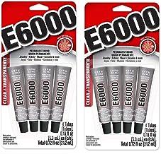E6000 5510310 Craft Adhesive Mini, 2 Pack