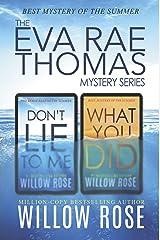 The Eva Rae Thomas Mystery Series: Book 1-2 (Eva Rae Thomas Mysteries 1) Kindle Edition