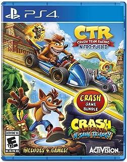 Crash Team Racing Bundle - Nitro Fuled/N. Sane Trilogy for PlayStation 4