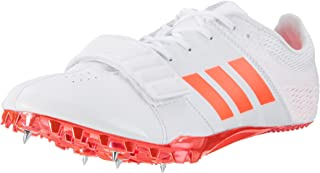 Performance Mens Adizero Accelerator Track Running Spikes Shoes