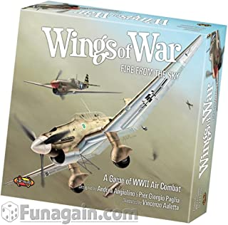 Wings of War: Fire from the Sky