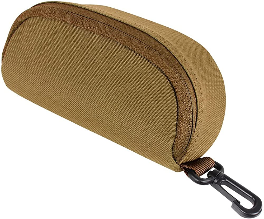 Condor Sunglasses Case - Brown