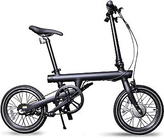 comprar comparacion Xiaomi Qicycle - Bicicleta Eléctrica Plegable 250W, Negro