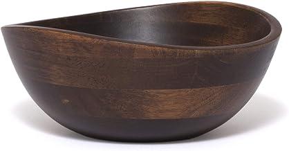 وعاء مطفأ اللمعة بجوز الهند من ليبر إنترناشونال، مع حافة مموجة 19 سم،