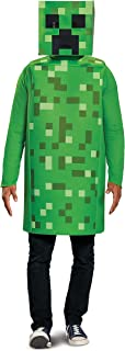 creeper head halloween costume