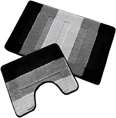 Partie Rug, Black, One Size