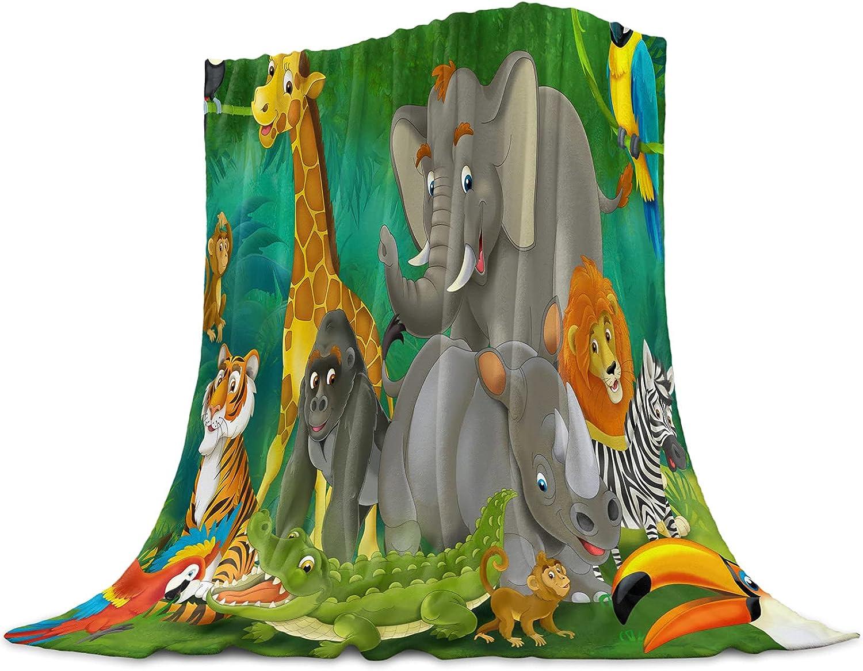 SODIKA Fleece Blanket Plush Throw Fuzzy Max 70% OFF Super online shop Soft M Lightweight