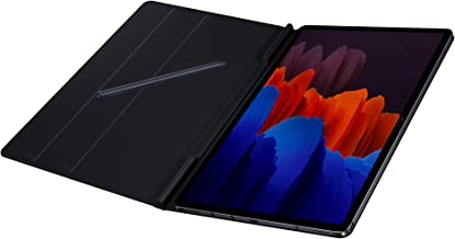 Samsung Electronics Galaxy Tab S7 Book Cover (Mystic Black)