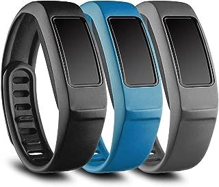 Funkidバンドfor Garmin Vivofit 2交換Wristbands for Garmin vivofit2Bands (3in1セット)