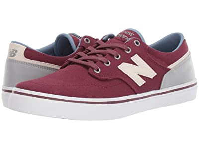 New Balance Numeric 331 (Burgundy/Grey 1) Men