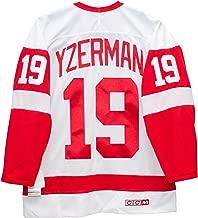 steve yzerman jersey number