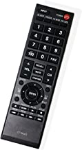 New CT-90325 CT90325 Remote Control fit for Toshiba TV 19AV600 19AV600U 19AV600UZ 37E20U 39L1350U 39L22U 40L5200 40L5200U 50L2400 55S41U 65HT2U