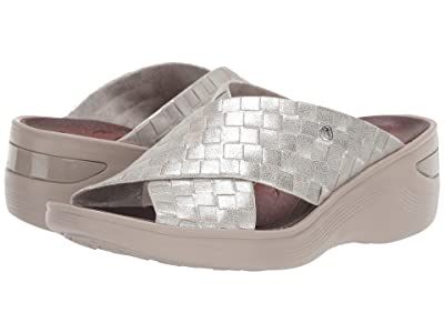 Bzees Dusty (Silver) Women