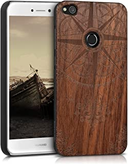 coque en bois huawei p8 lite 2015