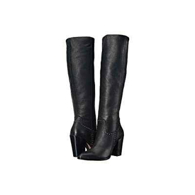 Dolce Vita Kanya (Black Leather) Women