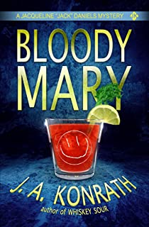 Bloody Mary - A Thriller (Jacqueline
