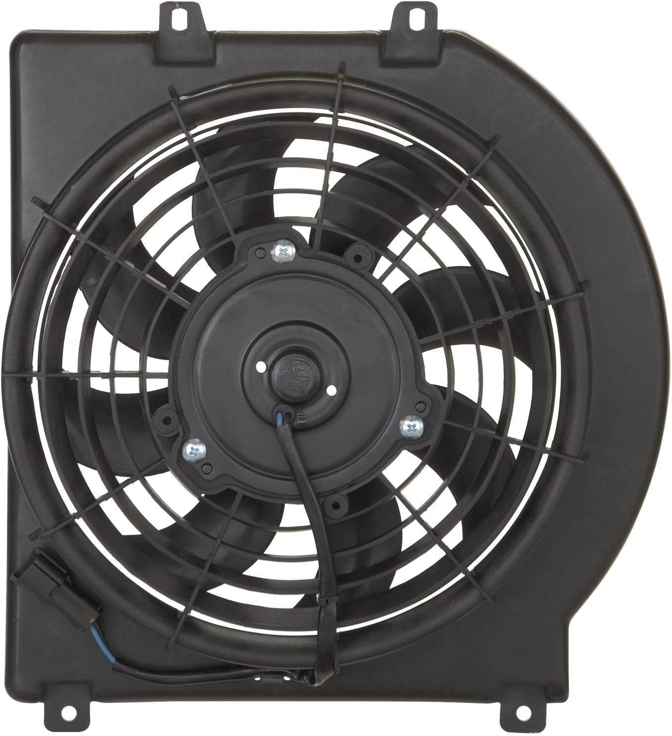 WIGGLEYS A C CONDENSER COOLING FAN IZ3113101 Super popular specialty store 98-04 FITS ISUZU RO outlet