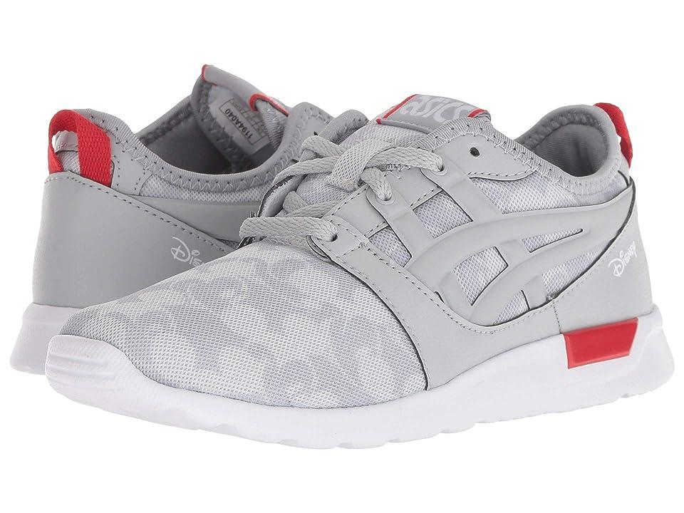 ASICS Kids Tiger Gel-Lyte Hikari Mickey Mouse (Toddler/Little Kid) (Mid Grey) Kids Shoes