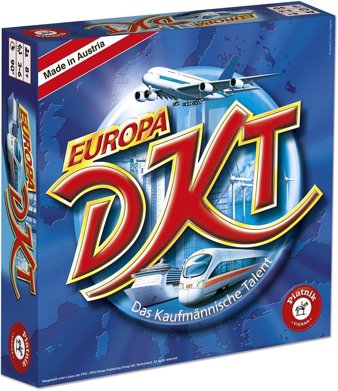 Piatnik 6373  DKT - Europe  Board Game