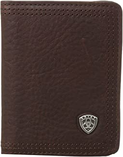 Ariat Shield Bi-Fold Wallet