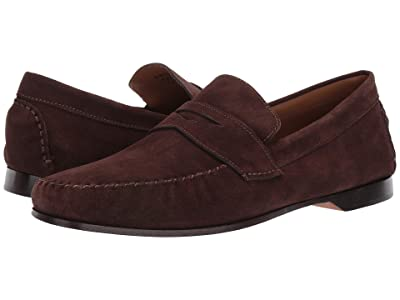 Bruno Magli Riva (Dark Brown) Men