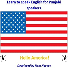 Learn to Speak English for Punjabi Speakers