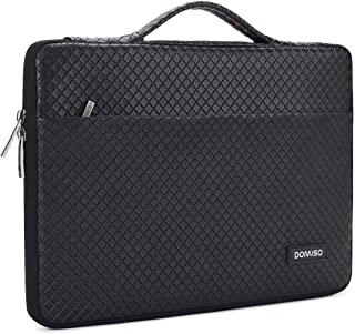 """DOMISO 11-11.6 Inch Waterproof Laptop Sleeve with Handle Tablet Protective Case Bag for 11.6"""" MacBook Air/Microsoft Surfac..."""