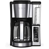 Ninja CE251 60 oz 12-Cup Programmable Coffee Maker (Black/Stainless Steel) - Refurbished