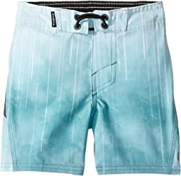 Sneakyfreak Celestial Swim Shorts (Toddler/Little Kids)