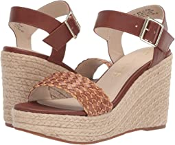 Brown Woven/Espadrille