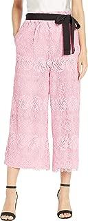 Best pink culotte pants Reviews
