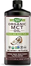 Nature's Way 100% Potency Pure Source MCT Oil from Coconut – Certified Paleo,..